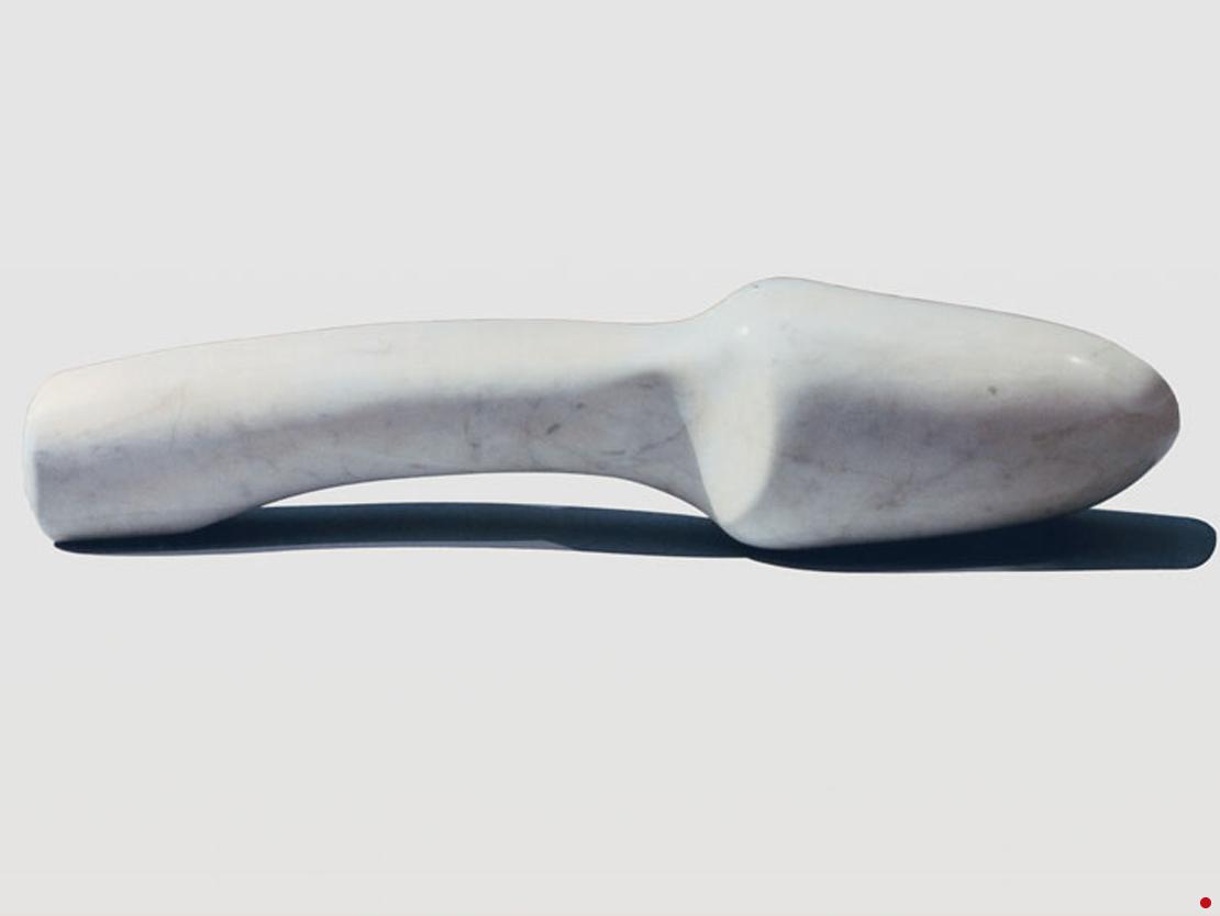 Titel: Lente Materiaal: Marmer Formaat: 43 cm breed