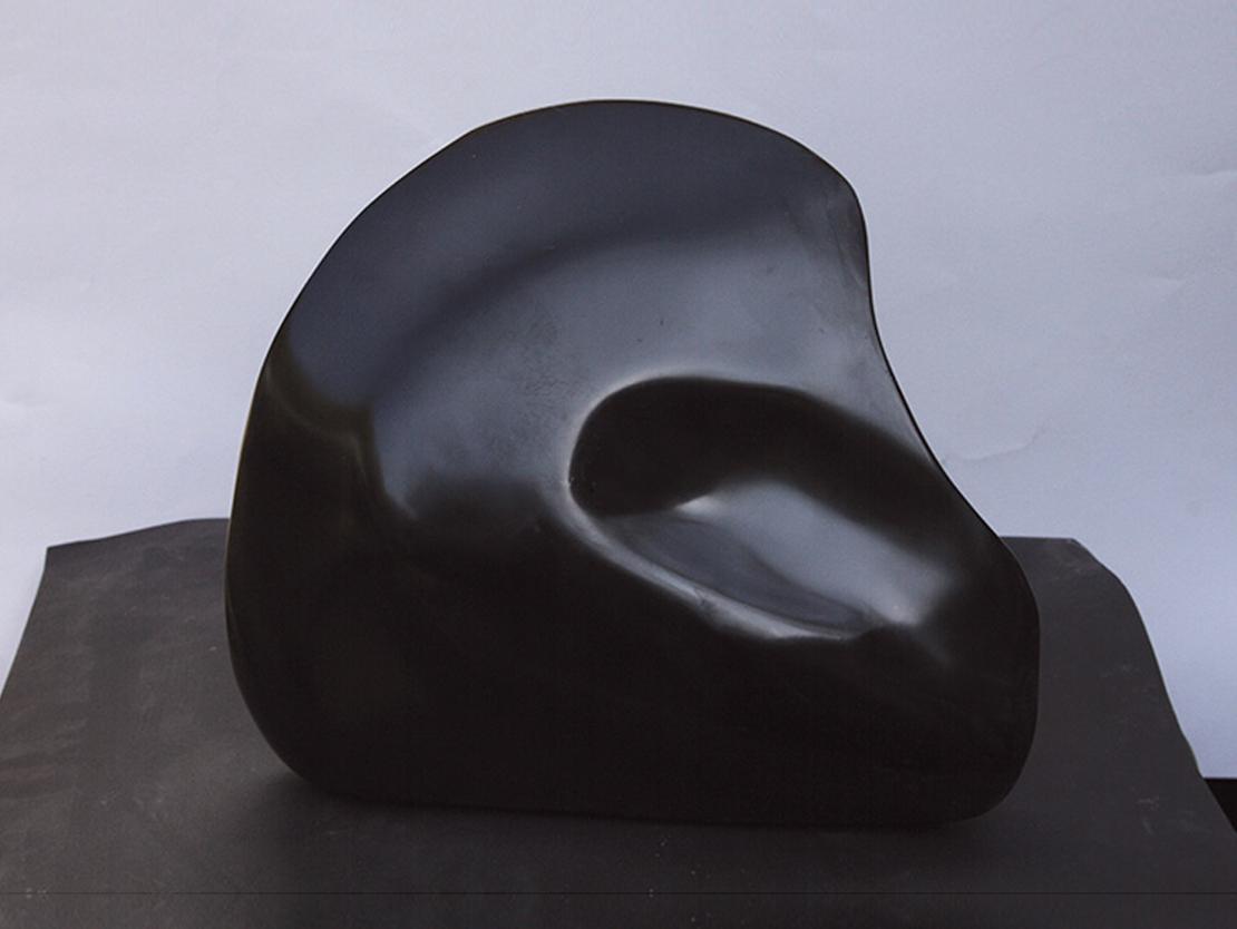 Titel: Vorm Materiaal: Belgisch marmer Formaat: 31 cm breed